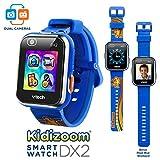 VTech Kidizoom Smartwatch DX2 - Special Edition - Skateboard Swoosh with Bonus Royal Blue Wristband