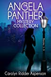 The Angela Panther Mystery Collection Books 1 - 3: The Angela Panther Mystery Series