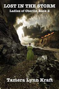 Lost in the Storm: Ladies of Oberlin Book Two by [Kraft, Tamera Lynn]