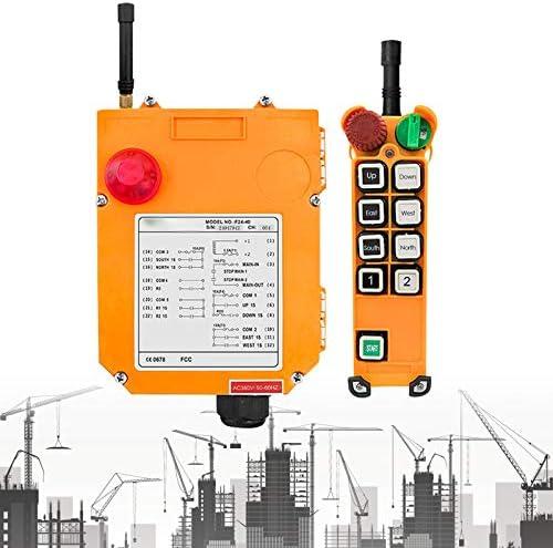 Control remoto industrial de grúa, control