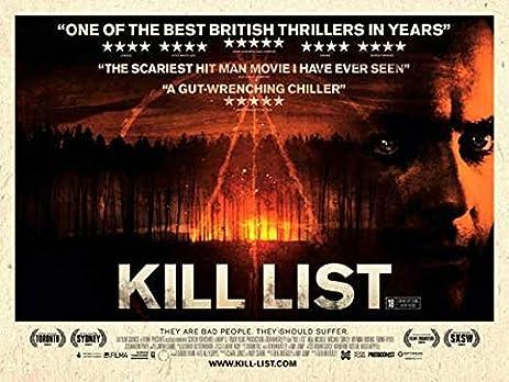 Image result for kill list poster