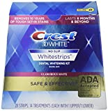Crest 3D Whitestrips LUXE Glamorous White 28 Count, 1 Pack