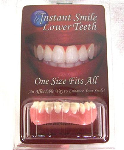 Instant smile veneer set with small top set of white teeth and instant smile veneer set with small top set of white teeth and bottom set of white teeth cosmetic and aesthetic restorative dental solutions solutioingenieria Choice Image