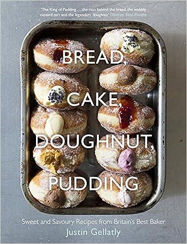 Bread, Cake, Doughnut, Pudding Book
