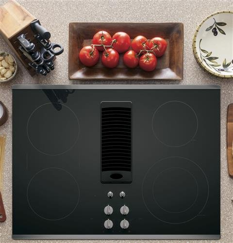 GE Profile Series Downdraft Electric Cooktop