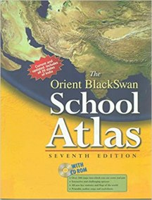 Orient Blackswan School Atlas Book Online at Low Prices in Indi