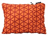 "Therm-a-Rest Compressible Travel Pillow for Camping, Backpacking, Airplanes and Road Trips, Cardinal, Small: 12"" x 16"""