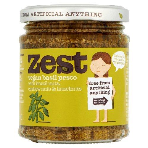 Zest - Vegan Basil Pesto - 165g