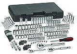 "GEARWRENCH 165 Pc. 1/4"", 3/8"" & 1/2"" Drive 6 Point Standard & Deep SAE/Metric Mechanics Tool Set - 80932"