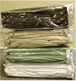 Therapist's Choice Premium Deluxe Microfiber Massage Sheet Set, 3pc set (Sage Green)