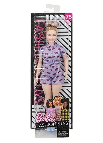Barbie Fashionistas Lavendar Kiss Doll