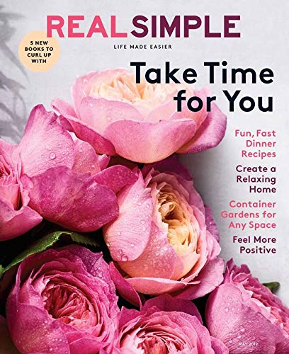 Real Simple Print Magazine