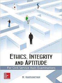 Ethics, Integrity and aptitudeM Karthikeyan