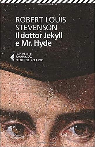 Lo strano caso del dottor Jeckyll e mister Hyde Book Cover