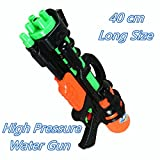 Summer Toys Safety Pulling Type High Pressure Water Gun Outdoor Long Range Squirt Toys