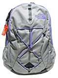The North Face Womens Jester backpack NEW COLOR ZINK GREY / PURPLE