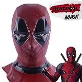 Halloween Mask,Game Movie DP Cosplay Mask Deluxe Full Head Latex Helmet Cosplay Costume Accessory
