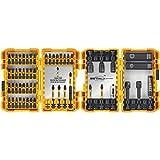 DEWALT FlexTorq 56-Piece Phillips/Square/Torx Impact Driver Bit Set