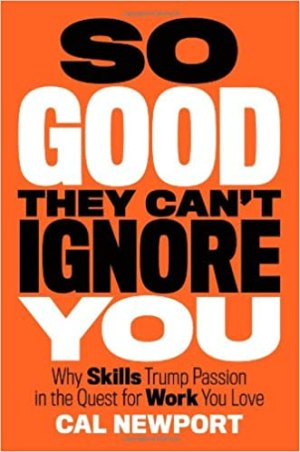 Image result for so good they can't ignore you