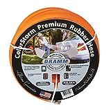 Dramm 17102 ColorStorm Premium Rubber Hose 5/8' x 25' X25', Orange