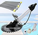 Stingray Inground Above Ground Swimming Pool Automatic Cleaner W 33` Vacuum Hose