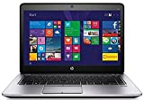 HP EliteBook 840 G1 14in HD+ TouchScreen Business Laptop Computer, Intel Dual Core i7 2.1GHz Processor, 8GB RAM, 240GB SSD, USB 3.0, VGA, Wifi, RJ45, Windows 10 Professional (Renewed)