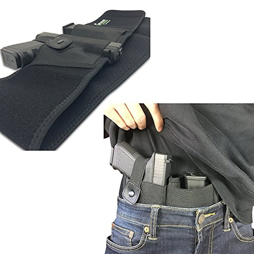 Belly Band Holster for Concealed Carry | IWB...
