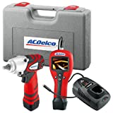 ACDelco ARZ1204i Li-ion 12V Inspection Camera + Impact 2-in-1 Combo Kit, 2 battery included