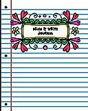 Draw & Write Journal