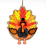 Thanksgiving Decorations Turkey Decor Door Hanger