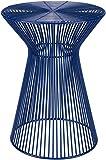 Surya Fife Dark Blue Accent Table