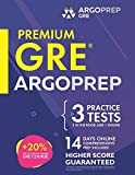GRE by ArgoPrep: Premium GRE Prep + 14 Days Online Comprehensive Prep Included + Videos + Practice Tests and Quizzes