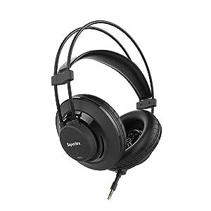 Superlux HD-672 Semi-Open Dynamic Over-Ear Headphone
