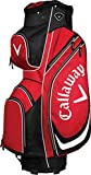 Callaway X-Cart Golf Bag (Red/Black, One Size)