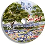 Painting Across America - Texas Bluebonnets and Live Oaks with Susie Short