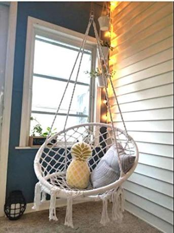 Sunroom Design Porch Swing