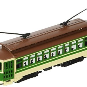 Bachmann Brill Trolley – Green – N Scale 51JFofabGLL