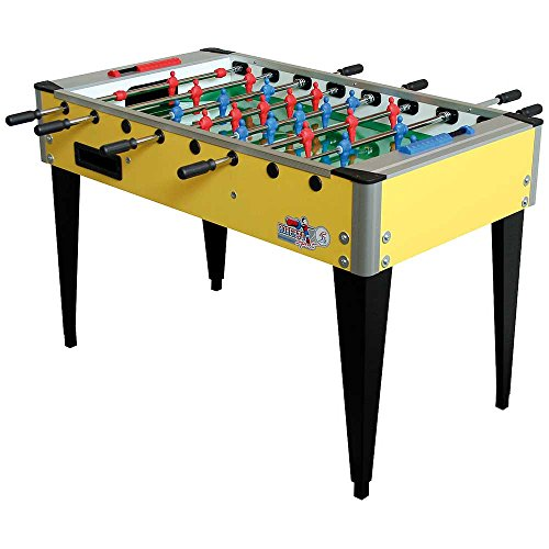 Roberto Sport College Int Yellow Foosball Table