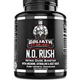 Dr. Emil - Nitric Oxide Supplement with L Arginine AKG, L Citrulline Malate & Beet Root - NO Booster for Muscle Growth, Vascularity & Endurance (120 Capsules)