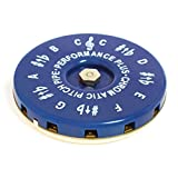 Performance Plus CP-C Vocal Chromatic Pitch Pipe Key of C to C with Carrying Bag