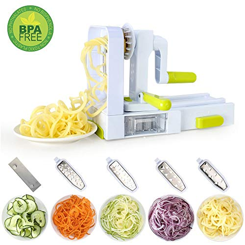 Vegetable Spiral Slicer Spiralizer,LIANGZHILIAN...