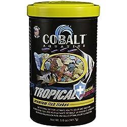 Cobalt Aquatics Tropical Flake, 5 oz