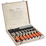 VonHaus 10 pc Premium Craftsman...