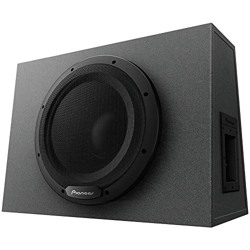 """Pioneer TS-WX1210A 12"""" Sealed enclosure active subwoofer with built-in amplifier"""