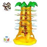 Wenini Monkey Climbing Tree - Educational Toy