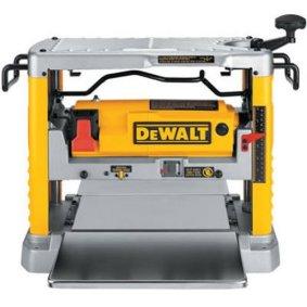 DEWALT DW734 15 Amp 12-1/2-Inch Benchtop PlanerBlack Friday Deals