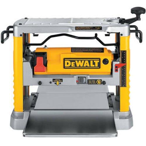DEWALT DW734 15 Amp 12-1/2-Inch Benchtop Planer