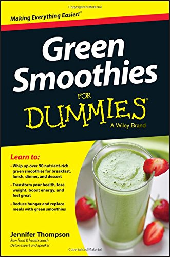 Green-Smoothies-For-Dummies