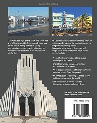 Art Deco Architecture The Interwar Period Amazon Co Uk Hope Mike 9781785005992 Books