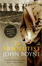 Image result for john boyne the absolutist